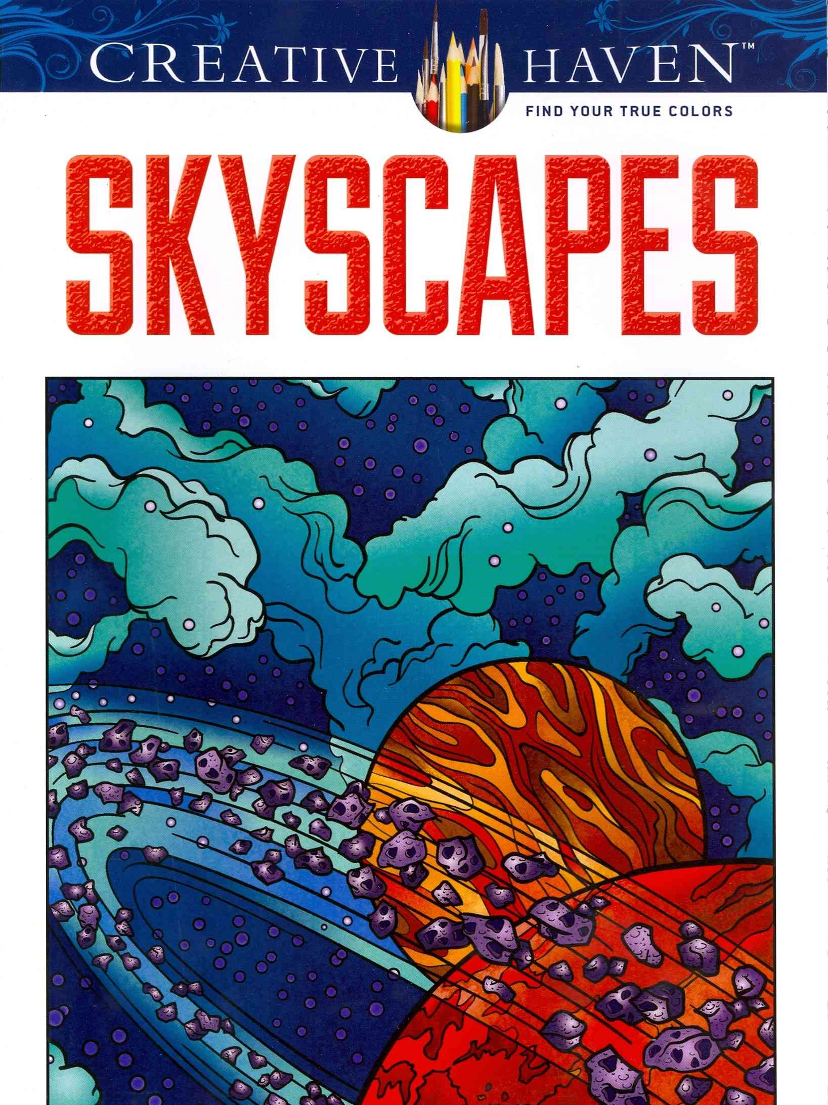 Skyscapes By Mazurkiewicz, Jessica